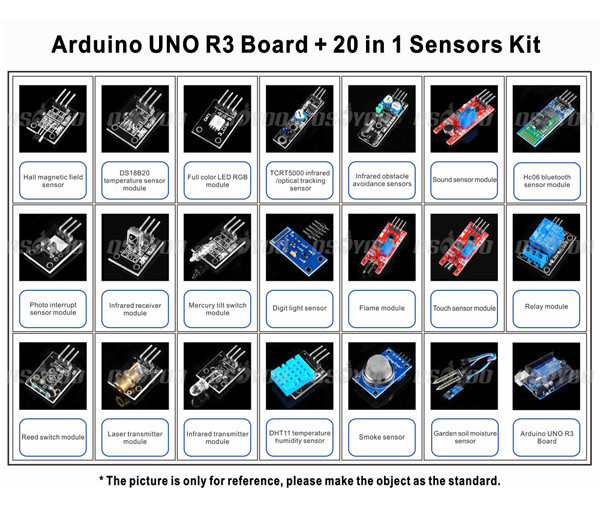 arduino-sensor-kit